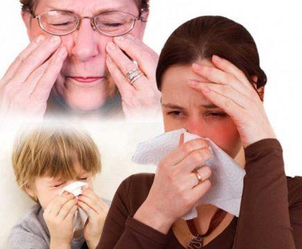 Viêm xoang gây nhiều biến chứng nguy hiểm cho người bệnh