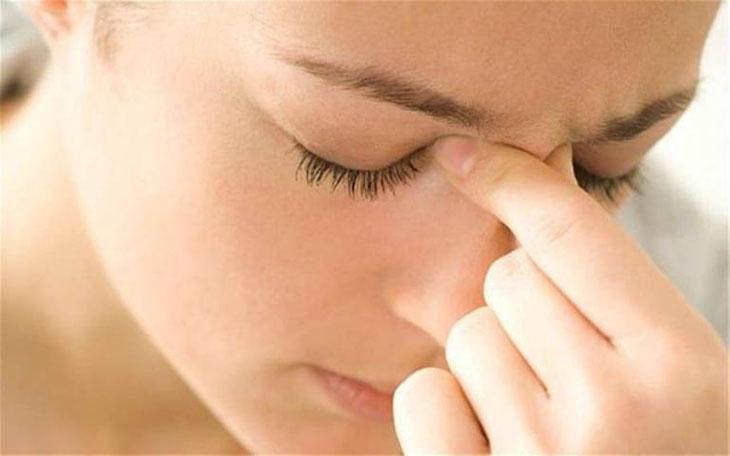Phương pháp phòng ngừa bệnh viêm xoang biến chứng lên mắt