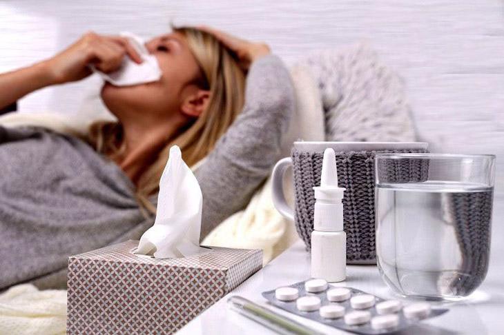 Dùng thuốc tây giúp đẩy nhanh các triệu chứng viêm xoang