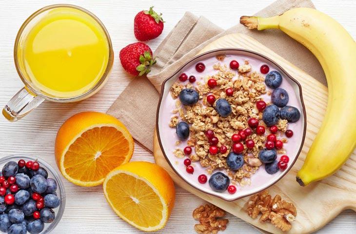Người bị viêm xoang cấp cần có chệ độ ăn uống phù hợp