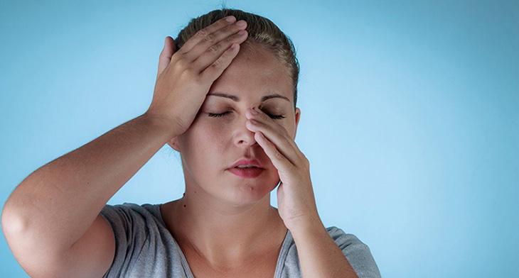Tìm hiểu về triệu chứng viêm xoang có gây mệt mỏi không