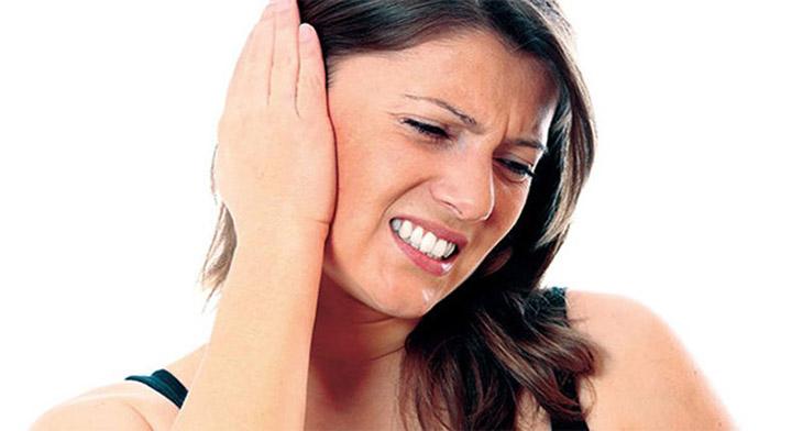 Viêm xoang ù tai gây suy giảm thính giác