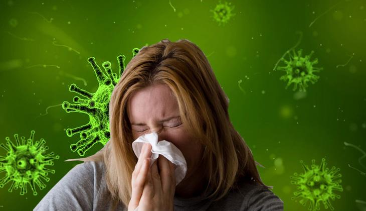 Nguyên nhân gây bệnh chủ yếu sự xâm nhập của virus, vi khuẩn