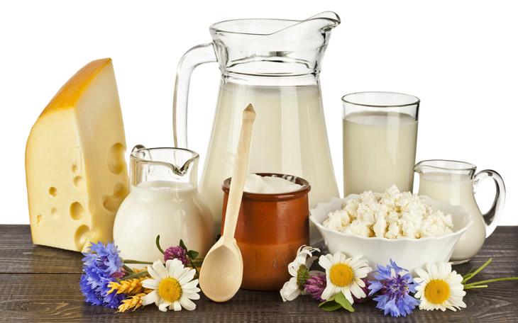 Sữa và thực phẩm từ sữa không tốt cho người bị viêm xoang