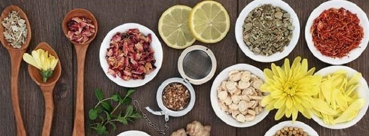 Bài thuốc Đông y sử dụng nhiều thảo dược để điều trị các bệnh kinh đới