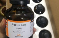Hình ảnh thuốc Axit axetic.