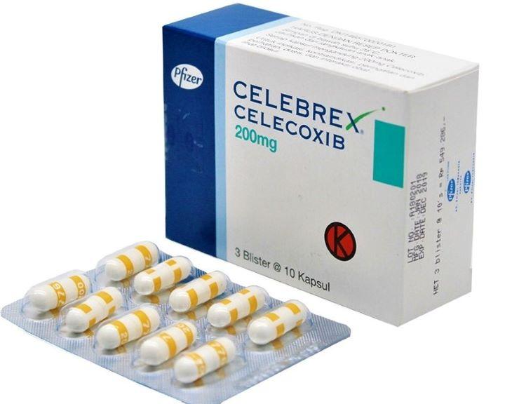 Hình ảnh thuốc Celecoxib