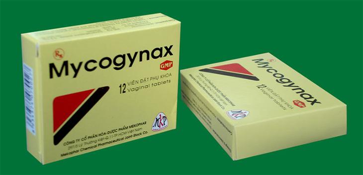 Mycogynax chứa thành phần quan trọng, có khả năng cải thiện tình trạng huyết trắng