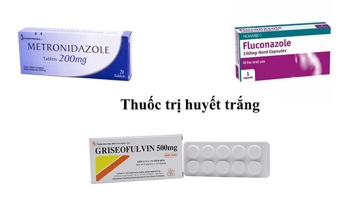 Khi sử dụng thuốc trị huyết trắng, chị em nên tham khảo thông tin từ chuyên gia