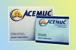 Tìm hiểu về thuốc acemuc