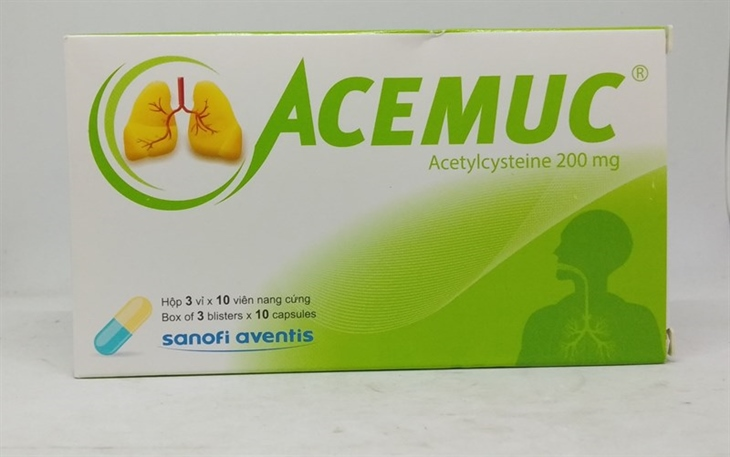 Chỉ định và chống chỉ định khi dùng Acemuc trị bệnh