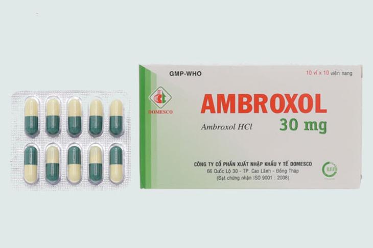 Tìm hiểu về thuốc ambroxol và những thông tin quan trọng