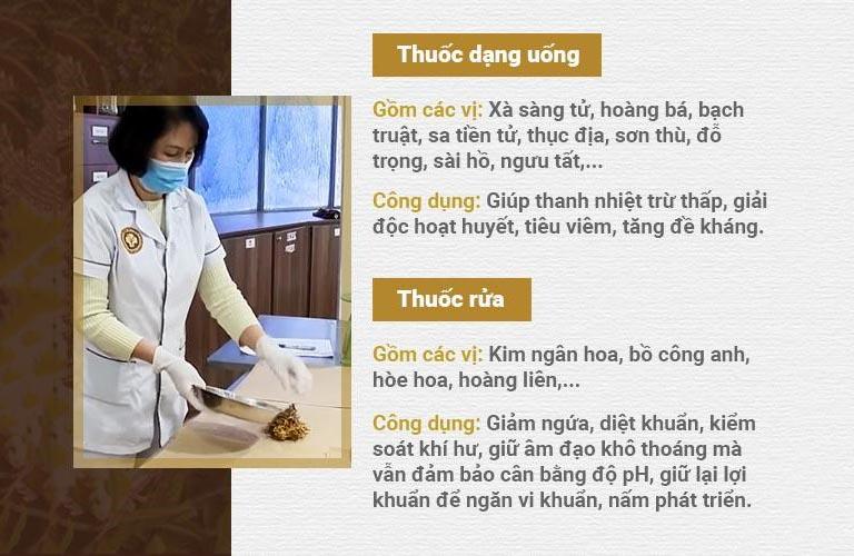 Hai bài thuốc trong phương pháp điều trị tiền mãn kinh của bác sĩ Đỗ Thanh Hà