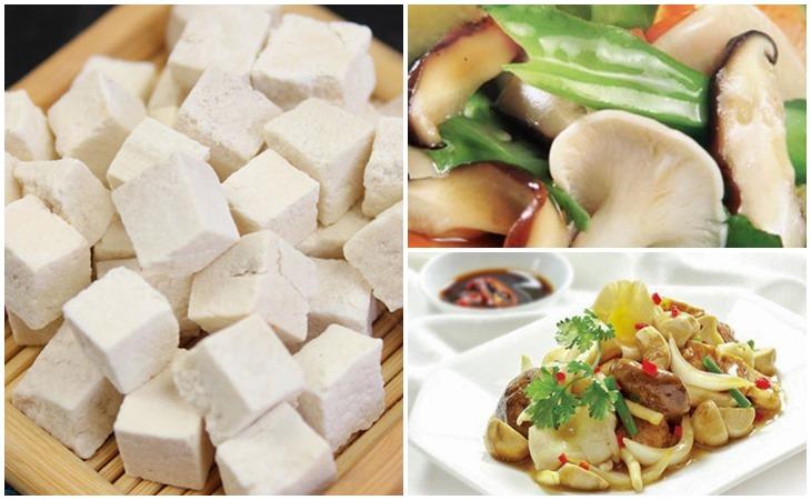 Các món ăn từ nấm bạch linh vừa thơm ngon lại tốt cho sức khỏe