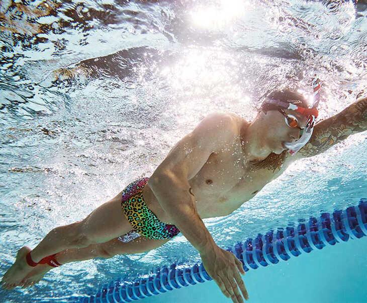 Bơi lội giúp tăng cường thể lực và tốt cho sinh lý phái mạnh