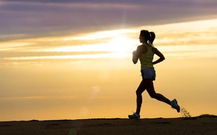 Chạy bộ 10 phút mỗi ngày giúp cơ thể cải thiện sức khỏe