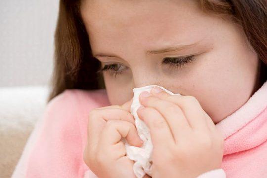 Bệnh lý viêm xoang ở trẻ em