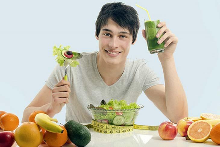 Bổ sung các loại thực phẩm giàu dinh dưỡng khi bị rối loạn cương dương