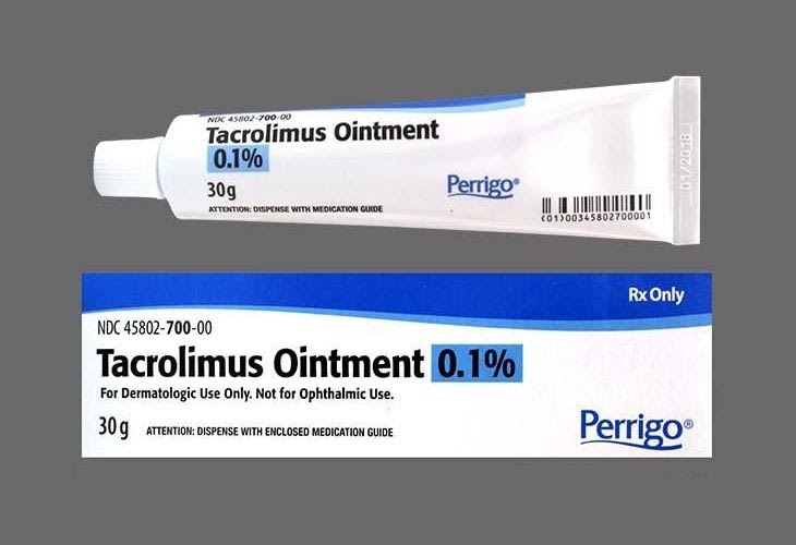 Tacrolimus có tác dụng tăng cường sự sản sinh hệ thống miễn dịch tự nhiên