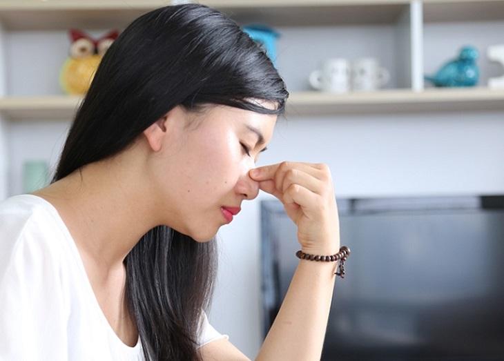 Người bệnh cần có kỹ năng xử lý nhanh khi bị viêm xoang chảy máu