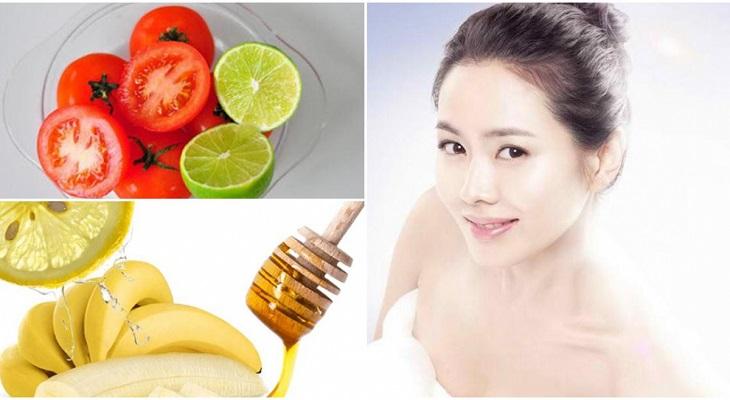 Chanh có tính axit cao nên nhiều người dùng để làm sạch da, giảm sưng viêm