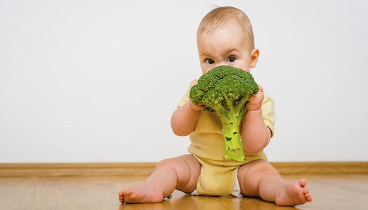 Ăn uống có chọn lọc giúp trẻ tránh xa nhiều bệnh tật