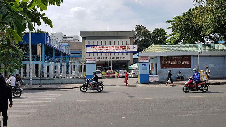Nam giới có thể chữa liệt dương tại bệnh viện Gia Định