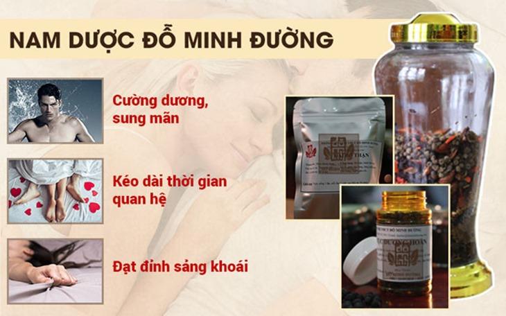 Chữa rối loạn cương dương bằng bài thuốc gia truyền của Đỗ Minh Đường