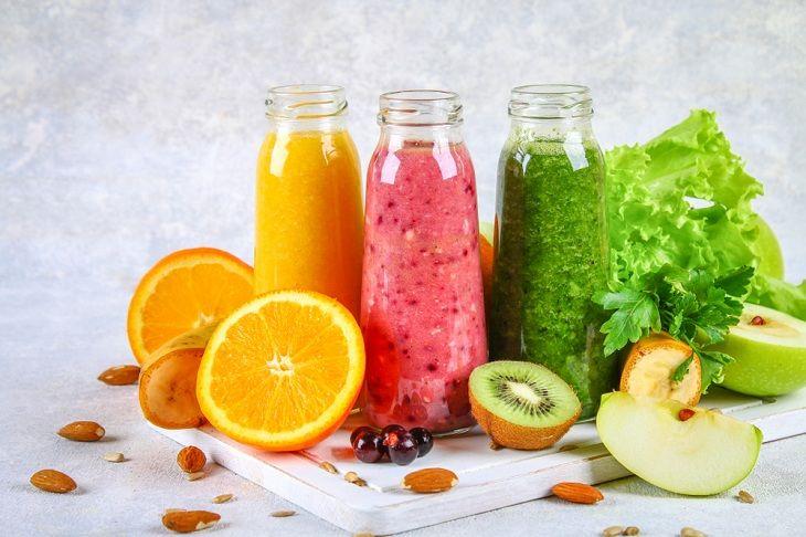 Uống nước trái cây giúp tăng cường đề kháng, hỗ trợ trị bệnh hiệu quả