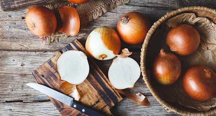 Tinh chất có trong hành tây giúp giảm lượng cholesterol trong máu
