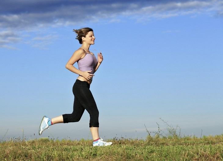 Tập luyện thường xuyên tăng cường sức khỏe cải hiện hiệu quả tình trạng rong kinh