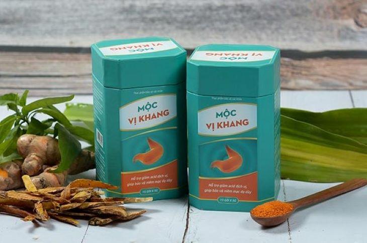 Hình ảnh sản phẩm dạ dày Mộc Vị Khang