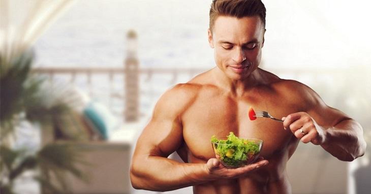 Cần đảm bảo dinh dưỡng cho chồng yếu sinh lý
