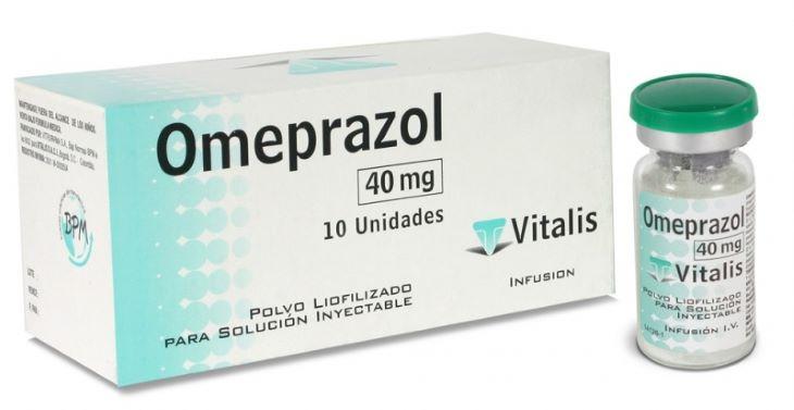 Thuốc đau dạ dày Omeprazol giúp giảm tiết acid dịch vị nhanh chóng