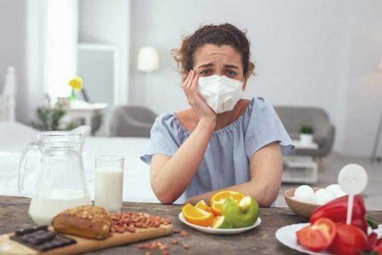 Dị ứng thức ăn nổi mẩn ngứa khiến nhiều người bệnh lo lắng