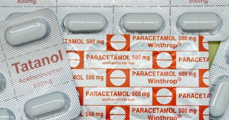 Thuốc giảm đau hỗ trợ điều trị viêm xoang ở trẻ em