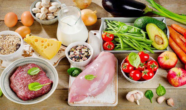 Một chế độ dinh dưỡng hợp lý sẽ giúp bệnh nhân điều trị triệt để và phòng chống tái phát trào ngược dạ dày gây viêm amidan hiệu quả