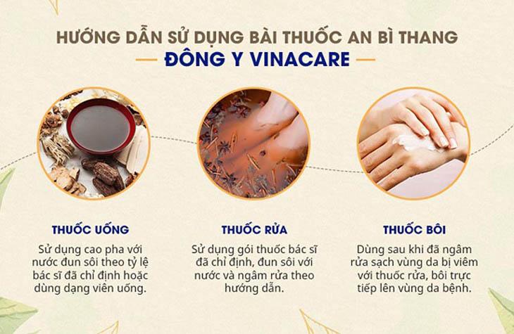 Sử dụng bài thuốc An Bì Thang tiện lợi hơn nhiều so với thuốc Đông y đun sắc truyền thống