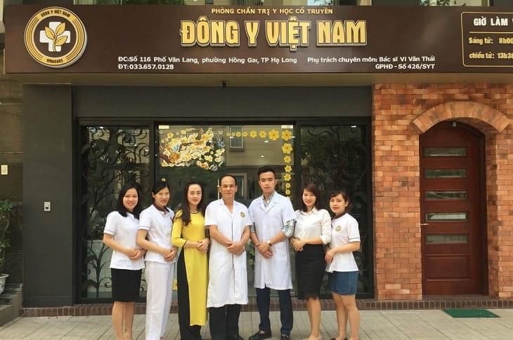 Trung tâm Thừa kế & Ứng dụng Đông y Việt Nam