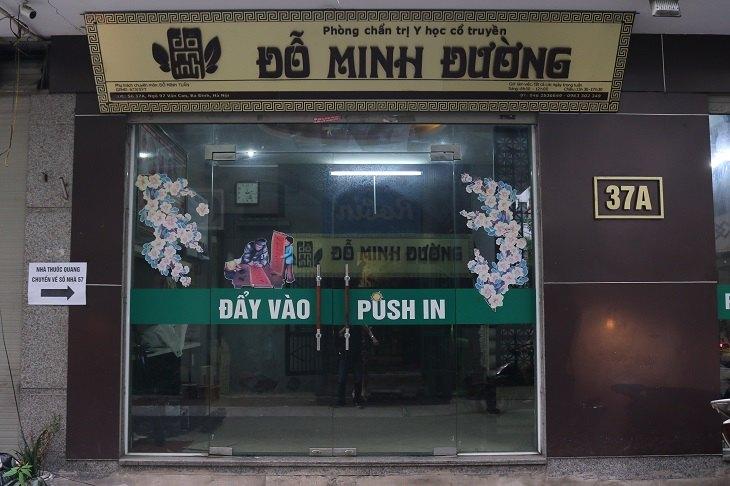 Khám tiền mãn kinh tại nhà thuốc Đỗ Minh Đường là sự lựa chọn tốt