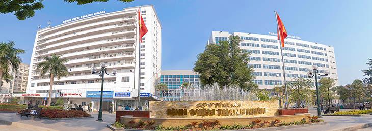 Nhờ sự phát triển mạnh mẽ trong nhiều năm, bệnh viện Thanh Nhàn đã có thể tự chủ về kinh tế