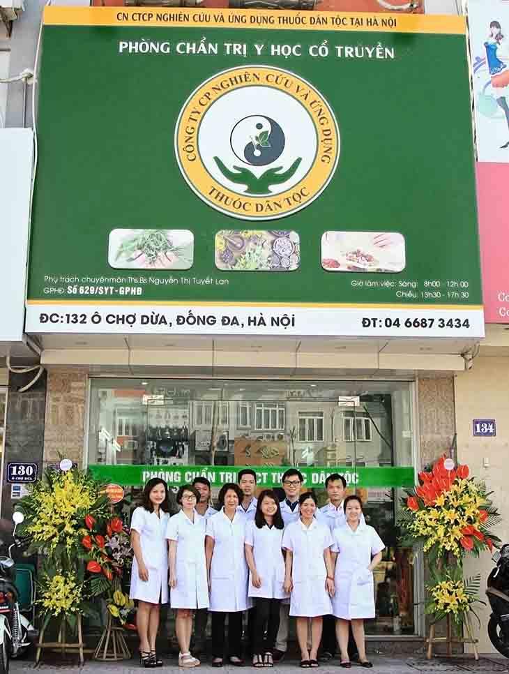 TTNCVUDTDT là địa chỉ khám, chữa bệnh bằng Đông y chị em không nên bỏ qua