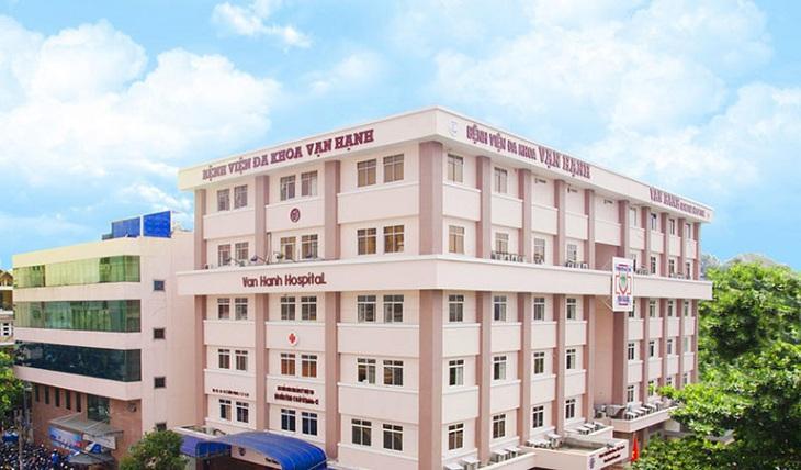 Bệnh viện đa khoa Vạn Hạnh là bệnh viện tư nhân có chất lượng dịch vụ thăm khám đạt chuẩn quốc tế