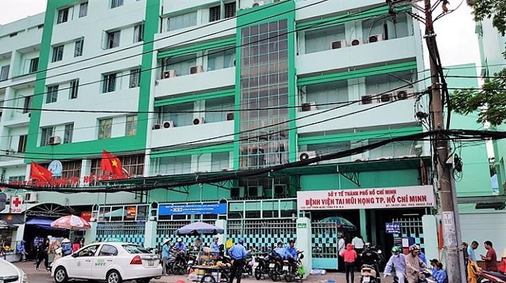 Bệnh viện Tai Mũi Họng Tp.HCM là một trong giải đáp cho thắc mắc khám viêm xoang ở đâu tốt nhất TPHCM