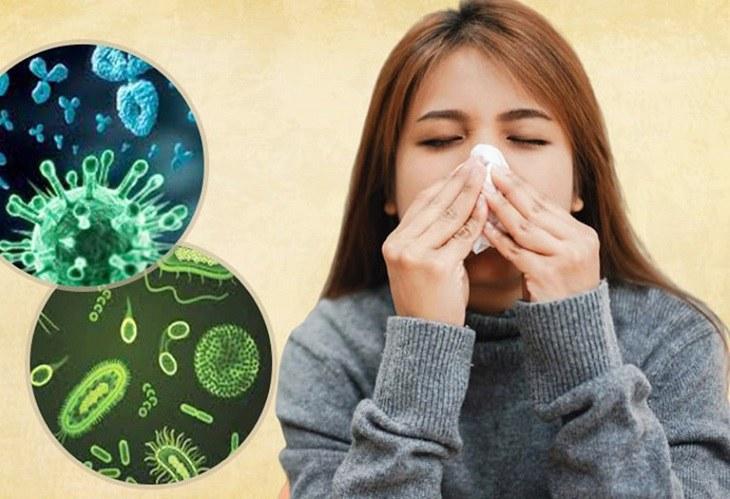 Kiểm soát không tốt tình trạng viêm mũi xoang bội nhiễm gây ra viêm họng mãn tính