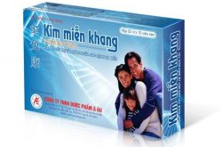 Kim Miễn Khang giúp hỗ trợ điều trị vảy nến hiệu quả