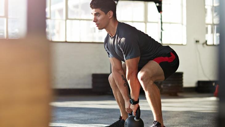 Bài tập squat tốt cho sức khỏe sinh lý ở nam giới