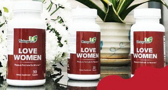 Thuốc tăng nội tiết tố Love Women