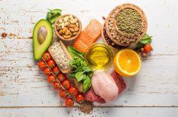 Người bệnh chế độ ăn khoa học giúp hỗ trợ điều trị bênh