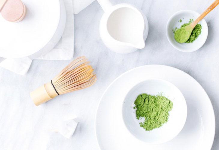 Mặt nạ trà xanh trị mụn và thâm khi kết hợp với sữa chua cho hiệu quả điều trị cao